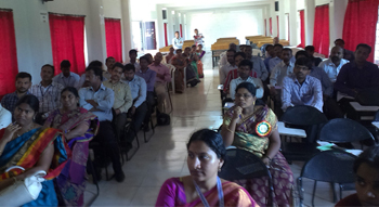 FDP @ Sahaja Institute of Technology & Science for Women, Hyd. 13-Aug-2014