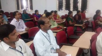 FDP @ Sphoorthy Engineering College, Hyd. 06-Aug-2014
