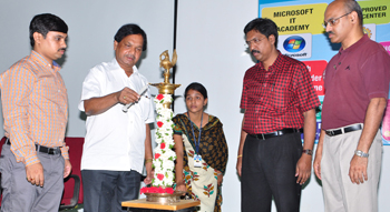 FDP @ Talla Padmavathi college of Engineer, Hyd. 12-Aug-2014